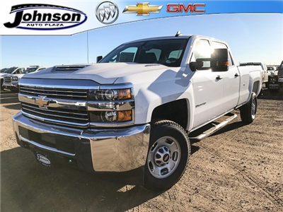 2018 Silverado 2500 Crew Cab 4x4 Pickup #G832967 - photo 1
