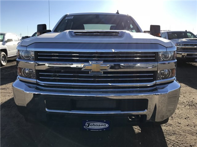 2018 Silverado 2500 Crew Cab 4x4 Pickup #G832967 - photo 3