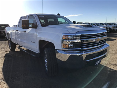 2018 Silverado 2500 Crew Cab 4x4 Pickup #G832967 - photo 4