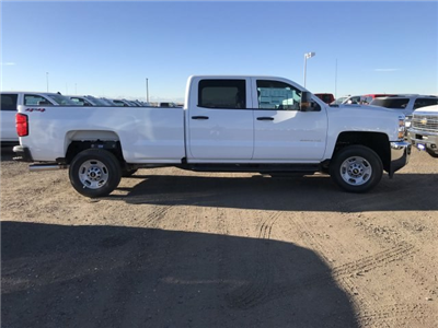 2018 Silverado 2500 Crew Cab 4x4 Pickup #G832967 - photo 5