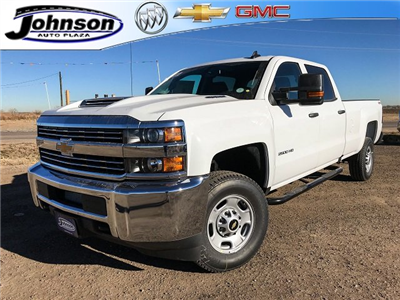 2018 Silverado 2500 Crew Cab 4x4 Pickup #G833665 - photo 1