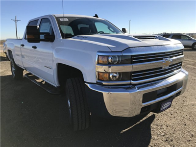 2018 Silverado 2500 Crew Cab 4x4 Pickup #G833665 - photo 4