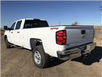 2018 Silverado 2500 Crew Cab 4x4 Pickup #G833665 - photo 2