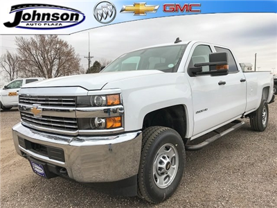2018 Silverado 2500 Crew Cab 4x4 Pickup #G833966 - photo 1