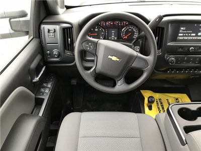 2018 Silverado 2500 Crew Cab 4x4 Pickup #G833966 - photo 10