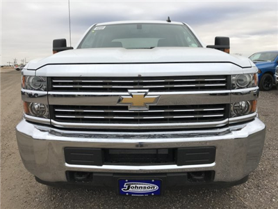 2018 Silverado 2500 Crew Cab 4x4 Pickup #G833966 - photo 3
