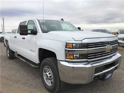 2018 Silverado 2500 Crew Cab 4x4 Pickup #G833966 - photo 4