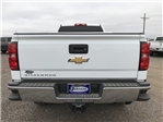 2018 Silverado 2500 Crew Cab 4x4 Pickup #G833966 - photo 7