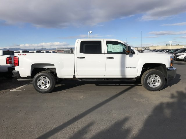 2018 Silverado 2500 Crew Cab 4x4, Pickup #G834091 - photo 5