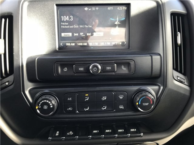 2018 Silverado 2500 Crew Cab 4x4, Pickup #G834091 - photo 11