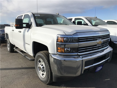 2018 Silverado 2500 Crew Cab 4x4, Pickup #G834091 - photo 4