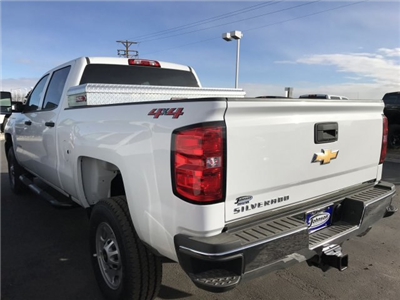 2018 Silverado 2500 Crew Cab 4x4, Pickup #G834091 - photo 2