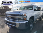 2018 Silverado 2500 Crew Cab 4x4, Pickup #G834091 - photo 1