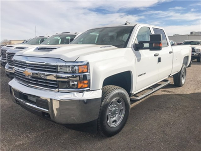 2018 Silverado 2500 Crew Cab 4x4 Pickup #G834634 - photo 1