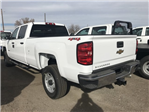 2018 Silverado 2500 Crew Cab 4x4 Pickup #G834634 - photo 2