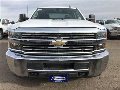 2018 Silverado 2500 Crew Cab 4x4, Pickup #G834862 - photo 3