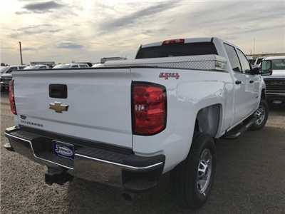 2018 Silverado 2500 Crew Cab 4x4, Pickup #G834862 - photo 6