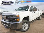 2018 Silverado 2500 Crew Cab 4x4, Pickup #G834862 - photo 1