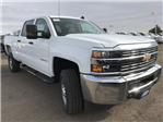 2018 Silverado 2500 Crew Cab 4x4, Pickup #G834862 - photo 4