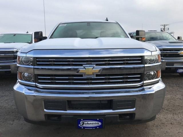 2018 Silverado 2500 Crew Cab 4x4 Pickup #G835396 - photo 3