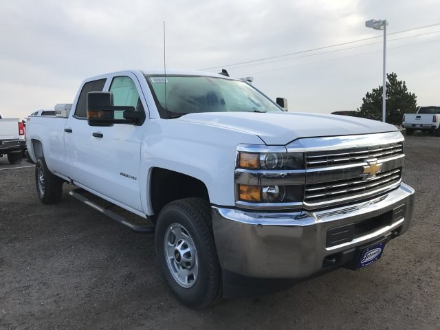 2018 Silverado 2500 Crew Cab 4x4 Pickup #G835396 - photo 4