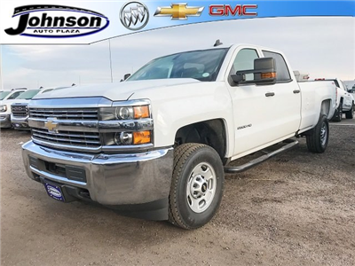 2018 Silverado 2500 Crew Cab 4x4 Pickup #G835396 - photo 1