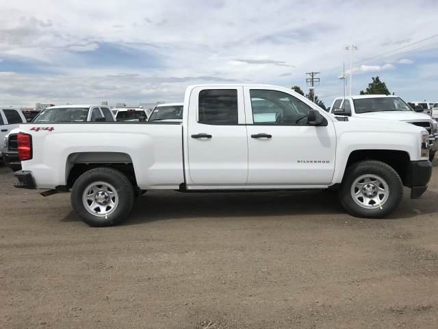 2018 Silverado 1500 Double Cab 4x4,  Pickup #G845692 - photo 5