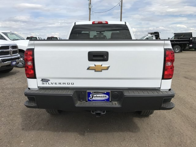 2018 Silverado 1500 Double Cab 4x4,  Pickup #G845692 - photo 7