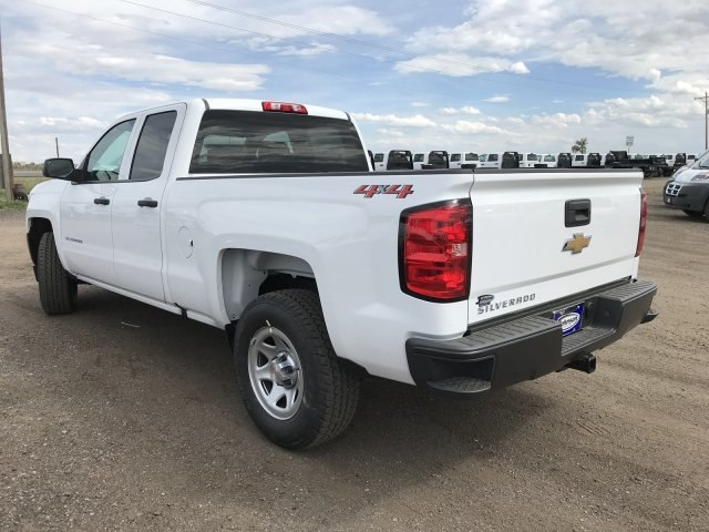 2018 Silverado 1500 Double Cab 4x4,  Pickup #G845692 - photo 2