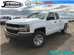 2018 Silverado 1500 Double Cab 4x4,  Pickup #G845692 - photo 1