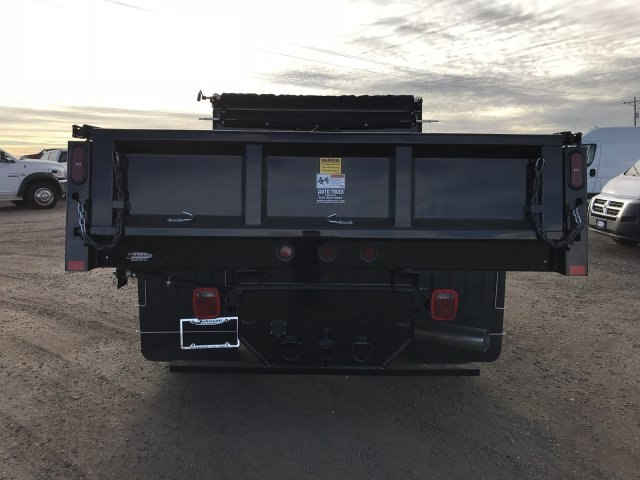 2018 Silverado 3500 Regular Cab DRW 4x4 Dump Body #G849769 - photo 7