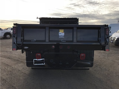 2018 Silverado 3500 Regular Cab DRW 4x4,  Dump Body #G849769 - photo 7