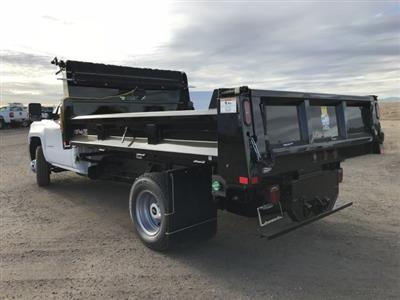 2018 Silverado 3500 Regular Cab DRW 4x4,  Dump Body #G849769 - photo 2