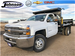 2018 Silverado 3500 Regular Cab DRW 4x4 Dump Body #G849769 - photo 1