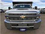 2018 Silverado 3500 Regular Cab DRW 4x4,  Dump Body #G849769 - photo 3