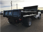2018 Silverado 3500 Regular Cab DRW 4x4,  Dump Body #G849769 - photo 6