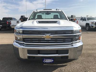 2018 Silverado 3500 Regular Cab DRW 4x4,  Cab Chassis #G851965 - photo 3