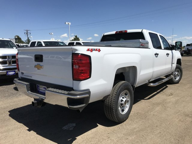 2018 Silverado 2500 Crew Cab 4x4,  Pickup #G858465 - photo 2