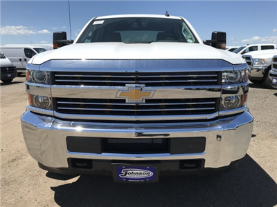 2018 Silverado 2500 Crew Cab 4x4,  Pickup #G858465 - photo 3