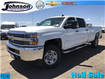 2018 Silverado 2500 Crew Cab 4x4,  Pickup #G858465 - photo 1