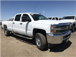 2018 Silverado 2500 Crew Cab 4x4,  Pickup #G858465 - photo 4