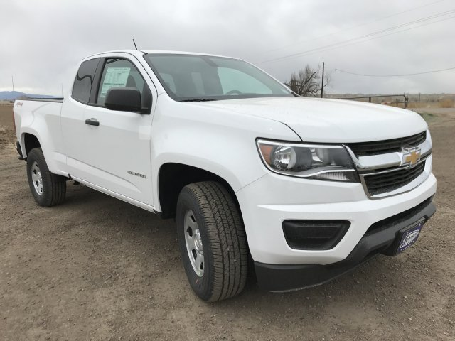 2018 Colorado Extended Cab 4x4, Pickup #G860842 - photo 4
