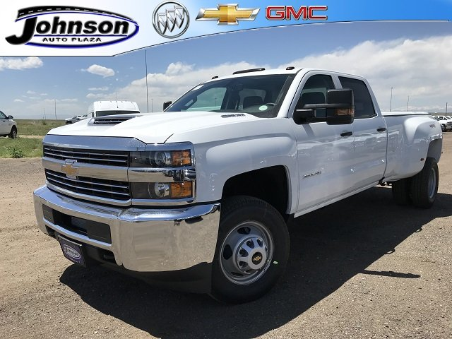 2018 Silverado 3500 Crew Cab 4x4, Pickup #G864472 - photo 1