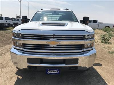 2018 Silverado 3500 Regular Cab DRW 4x4,  CM Truck Beds RD Model Platform Body #G879093 - photo 3