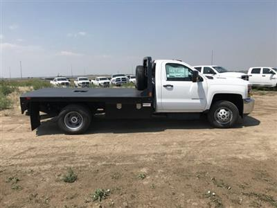 2018 Silverado 3500 Regular Cab DRW 4x4,  CM Truck Beds RD Model Platform Body #G879093 - photo 5