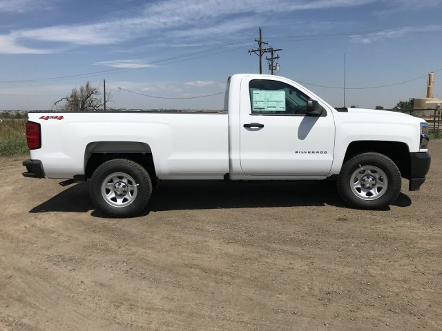 2018 Silverado 1500 Regular Cab 4x4,  Pickup #G879102 - photo 5