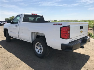 2018 Silverado 1500 Regular Cab 4x4,  Pickup #G879102 - photo 2