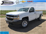 2018 Silverado 1500 Regular Cab 4x4,  Pickup #G879102 - photo 1