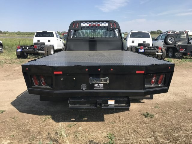 2018 Silverado 3500 Regular Cab DRW 4x4,  Knapheide PGNB Gooseneck Platform Body #G888023 - photo 7