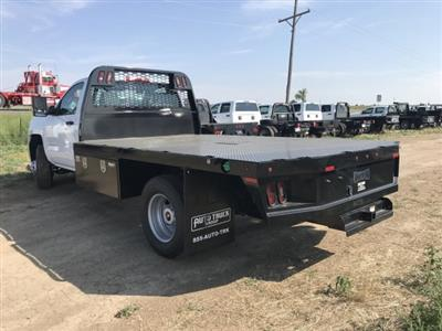 2018 Silverado 3500 Regular Cab DRW 4x4,  Knapheide PGNB Gooseneck Platform Body #G888023 - photo 2